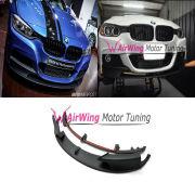Wholesale F30 - [M-TECH bumper] -M Performance style Carbon Front Lip Spoiler, F30 - [M-TECH bumper] -M Performance style Carbon Front Lip Spoiler Wholesalers